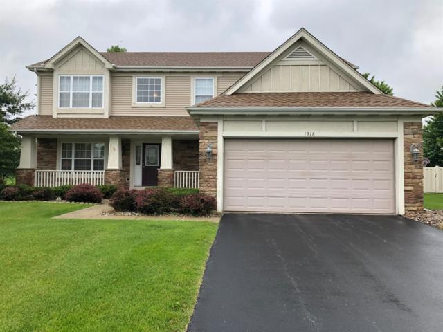 1318 Golden Leaf Lane, Schererville, IN 46375 (MLS #456993) :: Rossi and Taylor Realty Group