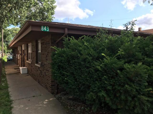 843 Gostlin Street, Hammond, IN 46327 (MLS #460030) :: Rossi and Taylor Realty Group