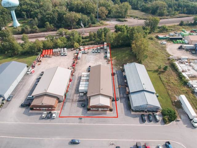 411 Industrial Drive, Griffith, IN 46319 (MLS #462856) :: Rossi and Taylor Realty Group