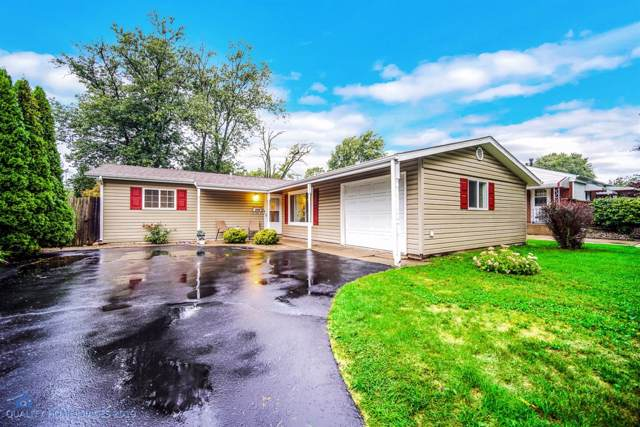 1018 N Indiana Street, Griffith, IN 46319 (MLS #463847) :: Rossi and Taylor Realty Group