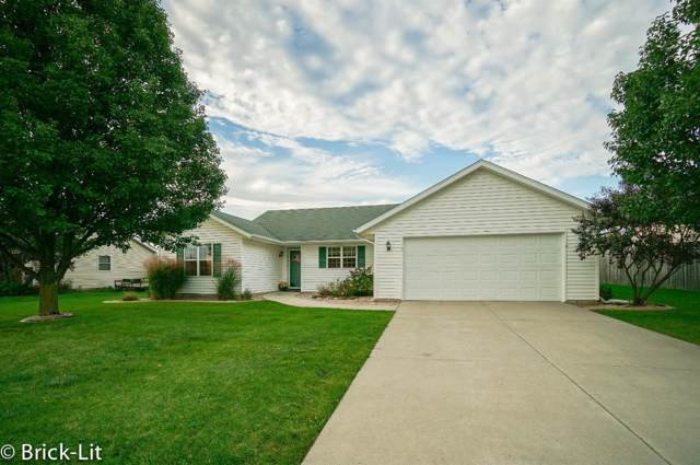 6132 W 135th Place, Cedar Lake, IN 46303 (MLS #464115) :: Rossi and Taylor Realty Group