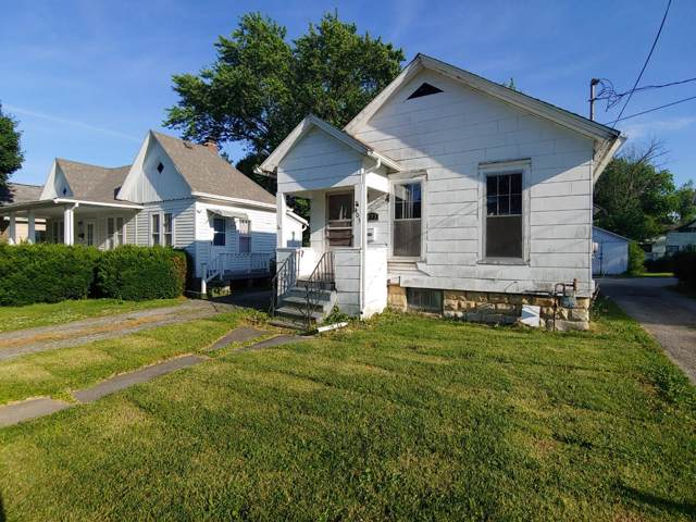 403 E Clark Street, Crown Point, IN 46307 (MLS #464125) :: Rossi and Taylor Realty Group