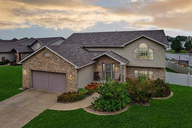 9549 Torrance Place, Dyer, IN 46311 (MLS #464397) :: Lisa Gaff Team