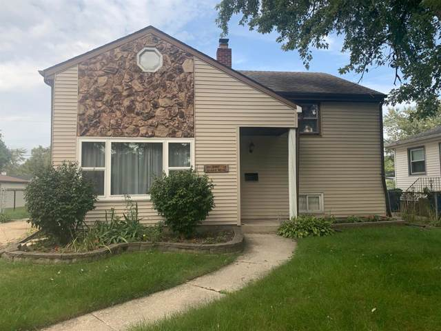 2827 Grand Boulevard, Highland, IN 46322 (MLS #464546) :: Rossi and Taylor Realty Group