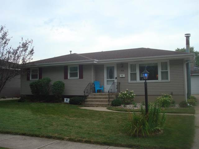 715 212th Street, Dyer, IN 46311 (MLS #464555) :: Lisa Gaff Team