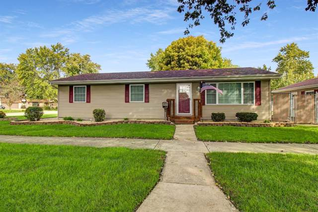1105 N Wheeler Street, Griffith, IN 46319 (MLS #464566) :: Rossi and Taylor Realty Group