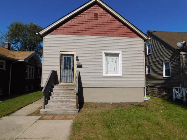 1041 Morris Street, Hammond, IN 46320 (MLS #464604) :: Rossi and Taylor Realty Group