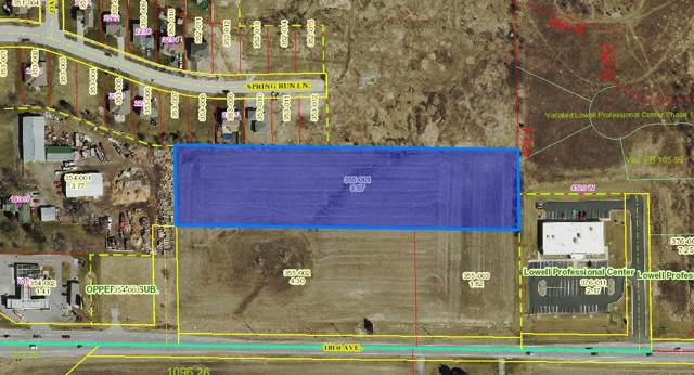 0 Commercial Avenue, Lowell, IN 46356 (MLS #464605) :: Rossi and Taylor Realty Group