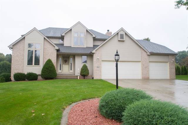 237 Pixley Court, Valparaiso, IN 46385 (MLS #464658) :: Rossi and Taylor Realty Group