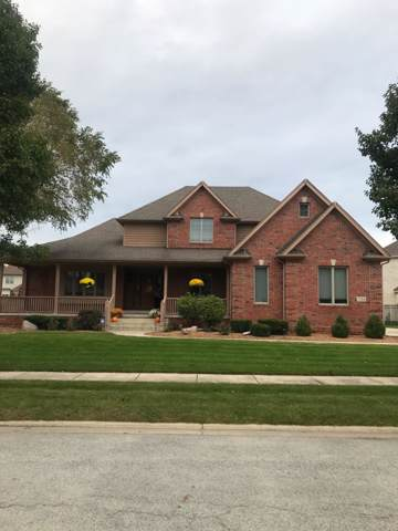 1106 E Cambridge Drive, Schererville, IN 46375 (MLS #464753) :: Rossi and Taylor Realty Group