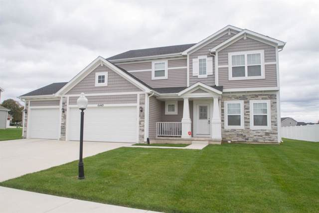 6449 Hidden Waters Drive, Portage, IN 46368 (MLS #464779) :: Lisa Gaff Team
