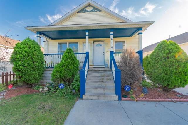 414 Vine Street, Hammond, IN 46324 (MLS #465011) :: Rossi and Taylor Realty Group