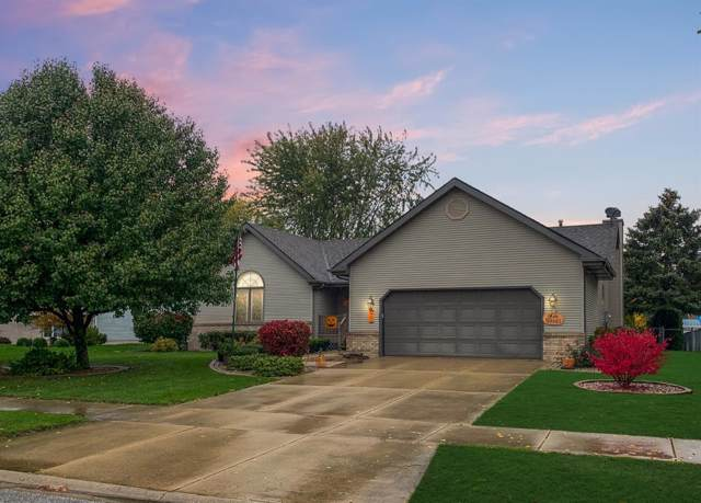 1546 Krame Drive, Crown Point, IN 46307 (MLS #465474) :: Rossi and Taylor Realty Group