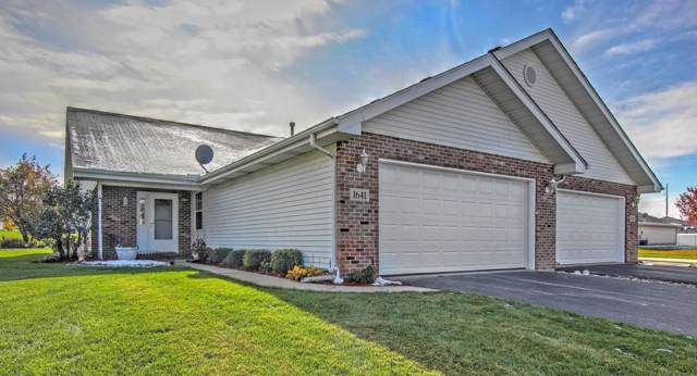 1641 Flag Court, Crown Point, IN 46307 (MLS #465595) :: Rossi and Taylor Realty Group
