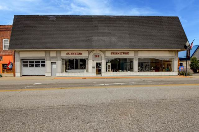 205 E Commercial Avenue, Lowell, IN 46356 (MLS #465605) :: Rossi and Taylor Realty Group