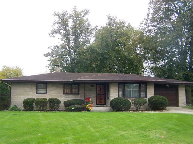 1201 W 56th Avenue, Merrillville, IN 46410 (MLS #465723) :: Rossi and Taylor Realty Group