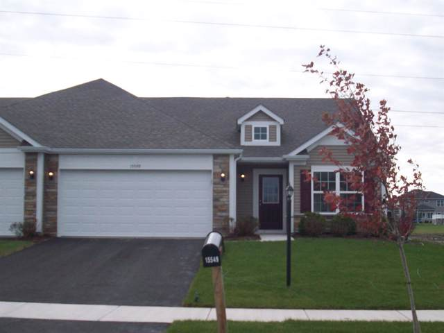 15549 W 102nd Place, Dyer, IN 46311 (MLS #465796) :: Lisa Gaff Team