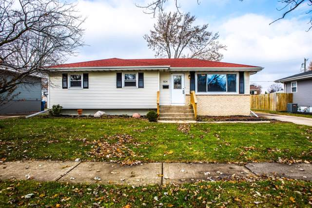 904 Harrison Place, Dyer, IN 46311 (MLS #465809) :: Rossi and Taylor Realty Group