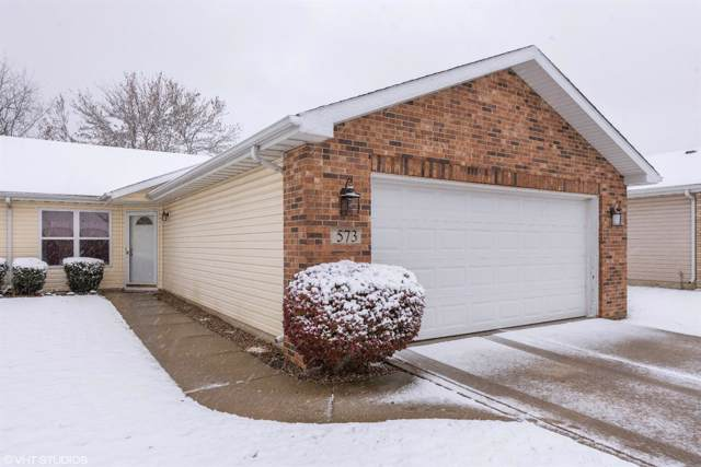 573 W 77th Avenue, Merrillville, IN 46410 (MLS #465924) :: Rossi and Taylor Realty Group