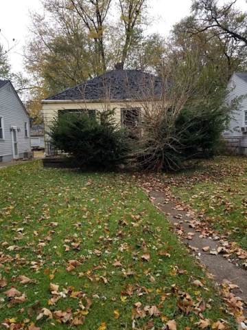 4950 Adams Street, Gary, IN 46408 (MLS #465988) :: Rossi and Taylor Realty Group
