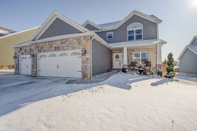 1110 Jeanne Court, Crown Point, IN 46307 (MLS #466105) :: Rossi and Taylor Realty Group