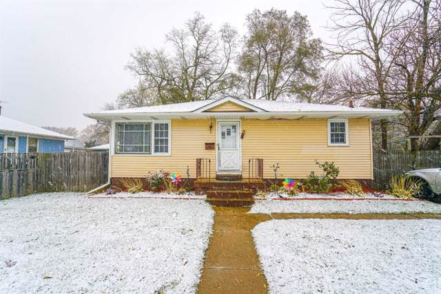 1133 171st Street, Hammond, IN 46324 (MLS #466175) :: Rossi and Taylor Realty Group