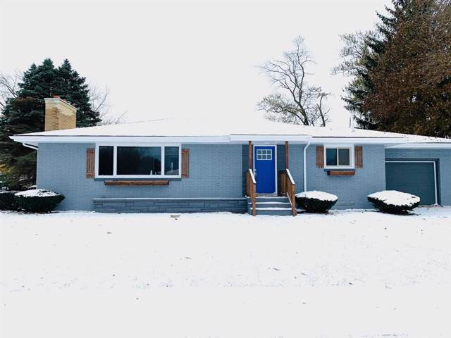 201 W 53rd Lane, Merrillville, IN 46410 (MLS #466195) :: Rossi and Taylor Realty Group