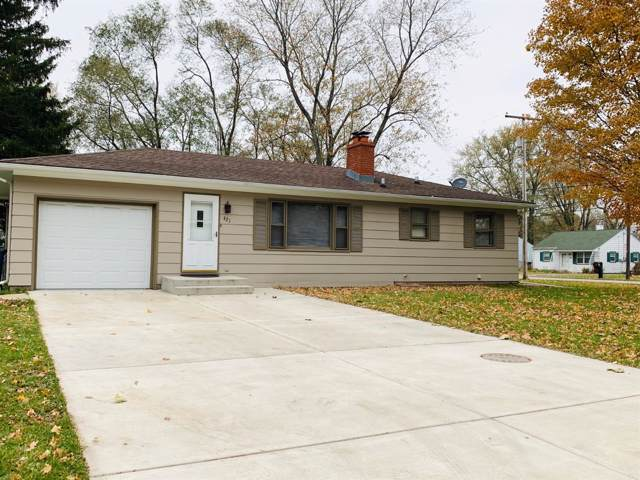 421 N 8th Street, Chesterton, IN 46304 (MLS #466244) :: Rossi and Taylor Realty Group