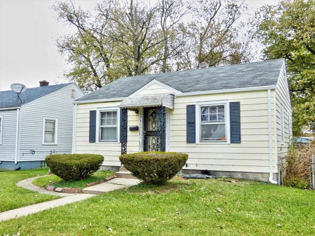 4941 Jefferson Street, Gary, IN 46408 (MLS #466390) :: Rossi and Taylor Realty Group