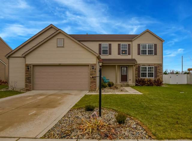 507 Ash Trail Drive, Chesterton, IN 46304 (MLS #466415) :: Lisa Gaff Team