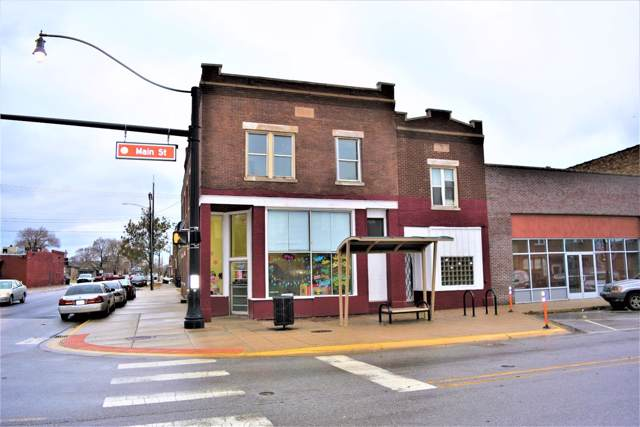 3834 Main Street, East Chicago, IN 46312 (MLS #466966) :: Rossi and Taylor Realty Group
