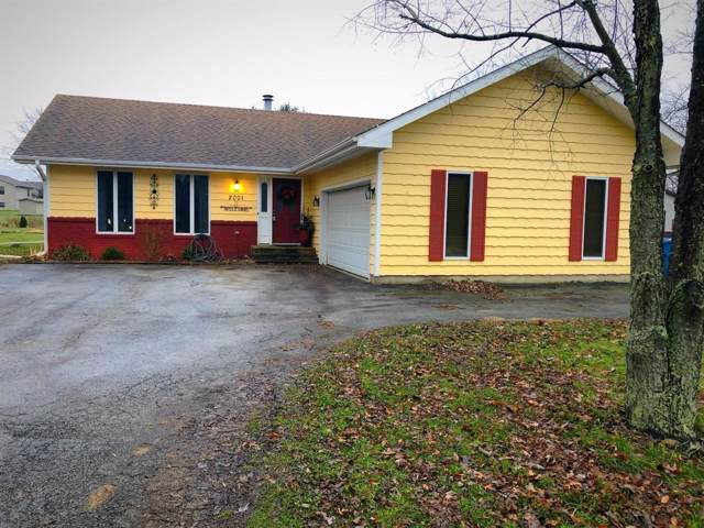 2001 W 172nd Lane, Lowell, IN 46356 (MLS #467098) :: Rossi and Taylor Realty Group