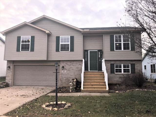 411 Shamrock Lane, Valparaiso, IN 46385 (MLS #467101) :: Rossi and Taylor Realty Group