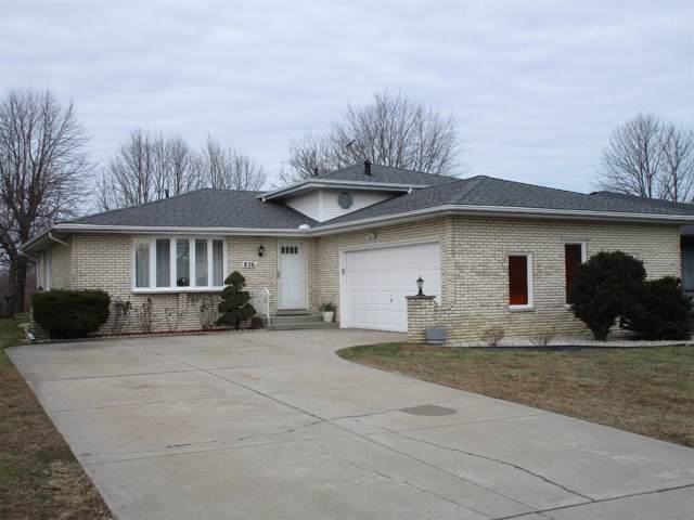 826 Farmer Court, Schererville, IN 46375 (MLS #467114) :: Rossi and Taylor Realty Group