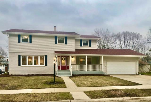 5411 Grant Street, Merrillville, IN 46410 (MLS #467887) :: Rossi and Taylor Realty Group