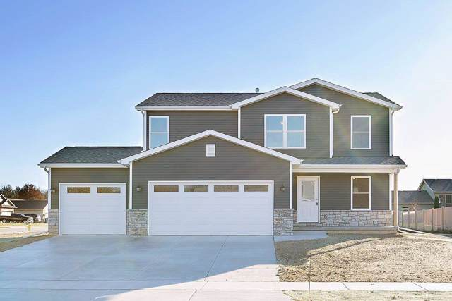 5884-Lot#84 W 1000 N, Demotte, IN 46310 (MLS #468174) :: Rossi and Taylor Realty Group