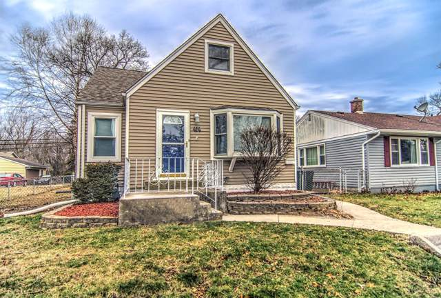 414 S Broad Street, Griffith, IN 46319 (MLS #468191) :: Rossi and Taylor Realty Group