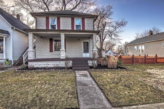 720 Lincoln Street, Hobart, IN 46342 (MLS #468311) :: Rossi and Taylor Realty Group