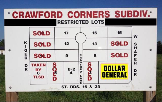 0 Crawford - Lot 16 Lane, Monticello, IN 47960 (MLS #468434) :: McCormick Real Estate