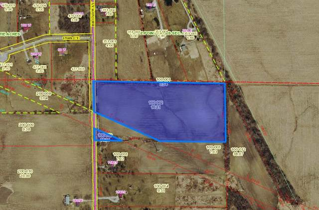 16-acres Broadway, Hebron, IN 46356 (MLS #468514) :: Rossi and Taylor Realty Group
