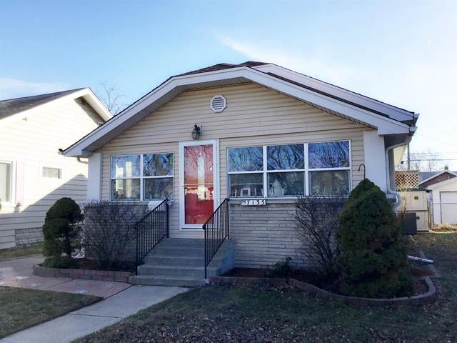 7135 Jackson Avenue, Hammond, IN 46324 (MLS #468516) :: Rossi and Taylor Realty Group