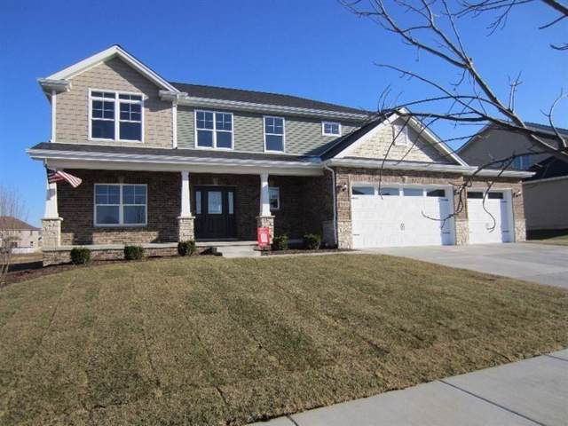 9190 Hibiscus Drive, St. John, IN 46373 (MLS #468654) :: Rossi and Taylor Realty Group