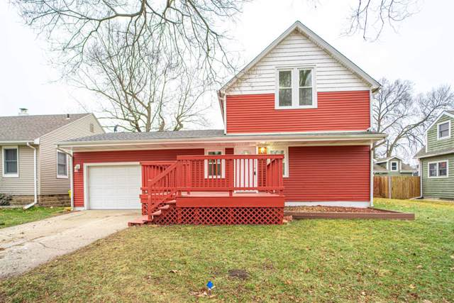 116 N Rensselaer Street, Griffith, IN 46319 (MLS #468738) :: Rossi and Taylor Realty Group