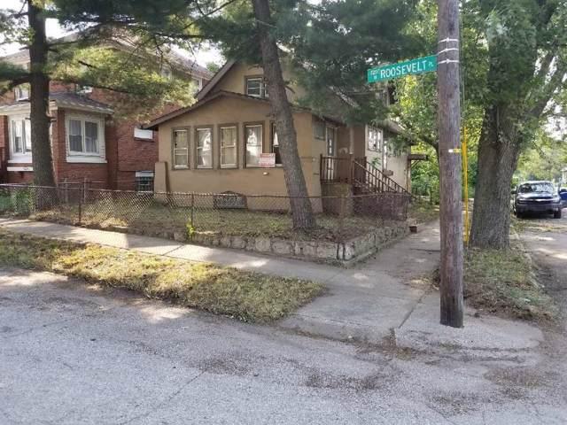 1200 Roosevelt Place, Gary, IN 46404 (MLS #468744) :: Lisa Gaff Team