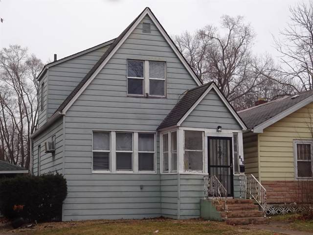 363 Mount Street, Gary, IN 46406 (MLS #468881) :: Rossi and Taylor Realty Group