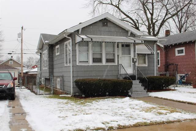 6229 Harrison Avenue, Hammond, IN 46324 (MLS #468984) :: Rossi and Taylor Realty Group