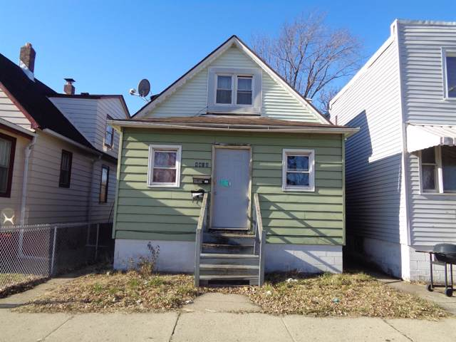 4418 Tod Avenue, East Chicago, IN 46312 (MLS #469000) :: Rossi and Taylor Realty Group