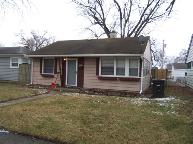 1205 W 43rd Place, Hobart, IN 46342 (MLS #469086) :: Rossi and Taylor Realty Group