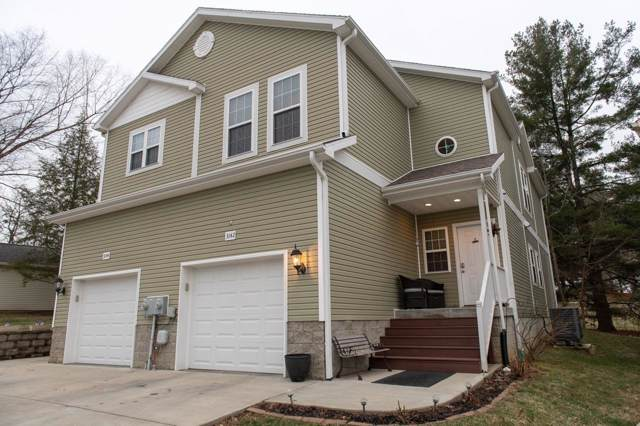 3142 S Cuffers Drive, Bloomington, IN 47403 (MLS #469270) :: Rossi and Taylor Realty Group