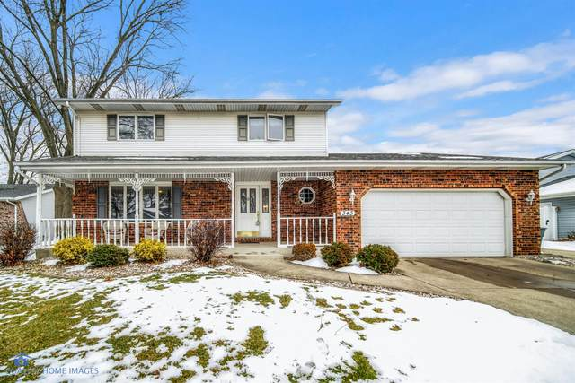 345 Whitewood Drive, Schererville, IN 46375 (MLS #469923) :: Rossi and Taylor Realty Group